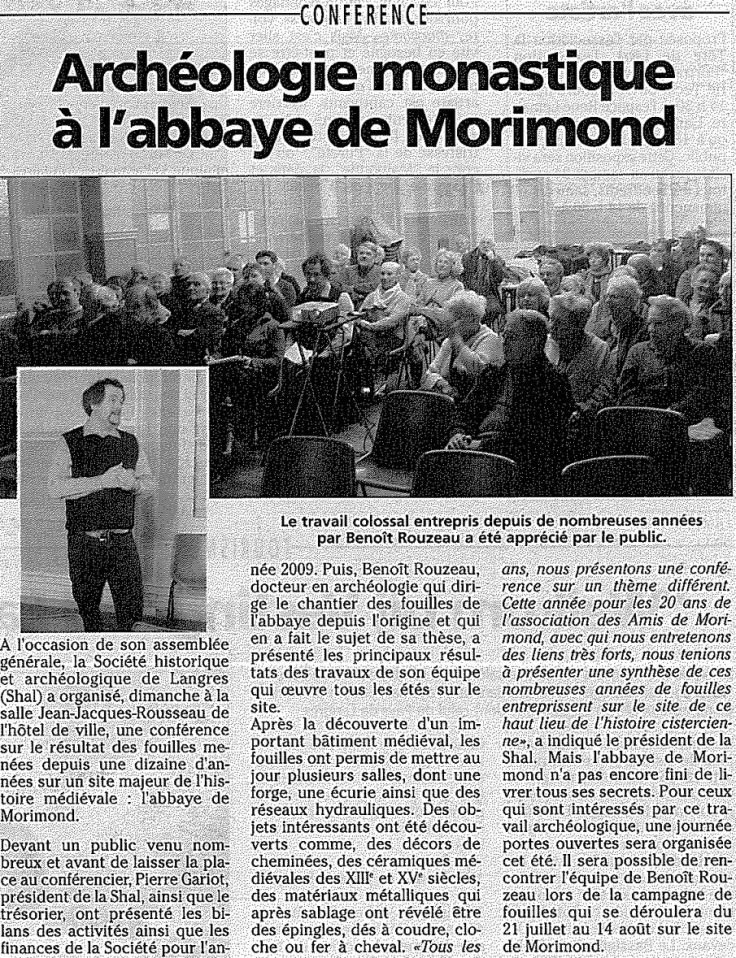 Conf-Morimond